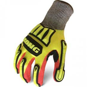 Kong Ironclad MKC5 Full Dipped Knit Cut 5 Gloves