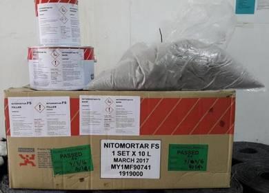 Fosroc nitomortar fs