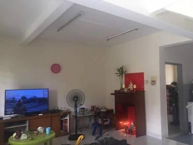 Double Storey Terrace House at Taman Puteri Wangsa Ulu Tiram