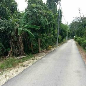 Tanah untuk Dijual di Parit Bungah Muar Johor.