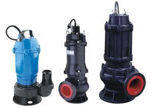 WQDX sewage submersible water pump