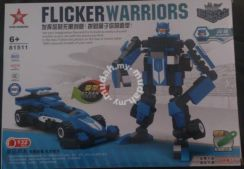 Bricks - SD 81511 Flicker Warrior (Robot)