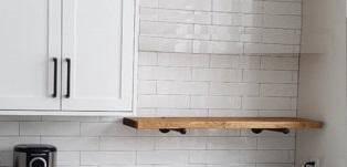 Pipe rack / pipe shelf