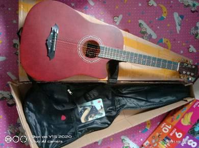 38 Inch Acoustic Guitar gitar JZL