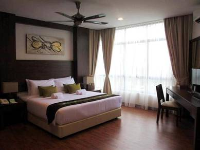 Samsuria Beach Resort & Residence