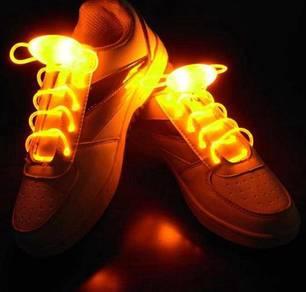 Bright Flashing Funky Disco LED Shoelace