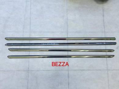 Perodua bezza myvi door belt moulding