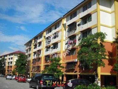 650 sq ft Gugusan Semarak Flat at Section 4 Kota Damansara