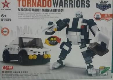 Tornado Warriors