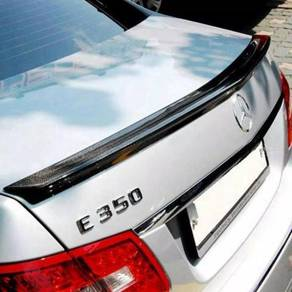 Mercedes benz e-class w212 carbon spoiler bodykit