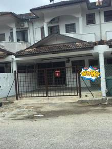 Double storey house Air Putih for rent