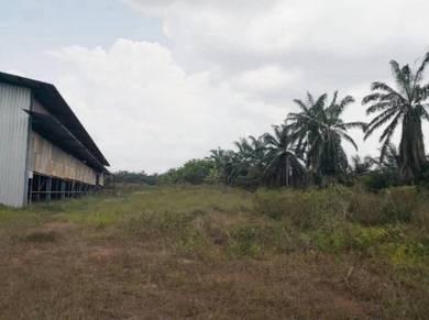 Factory with Big Land Kampung Parit Suratman Parit Yaani Batu Pahat
