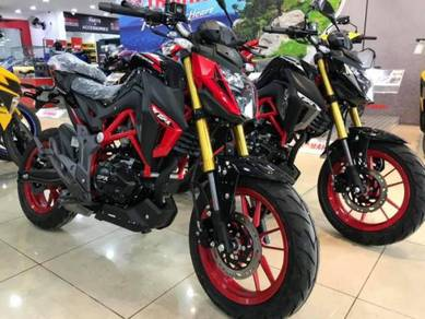 GPX Demon 150GN ~ GN150 ~ Demon Naked