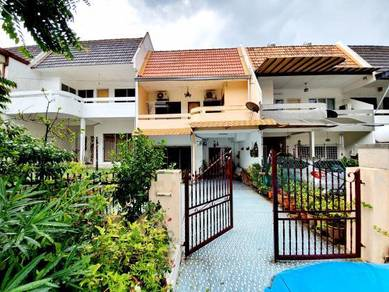 NEAR MRT Extended kitchen 2 Storey Terrace House Bukit Kajang Baru