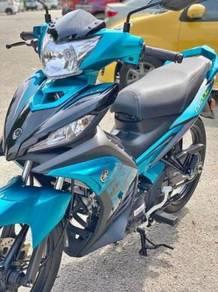 (Stock Ready) 2021 New Yamaha 135LC 135 LC LC135
