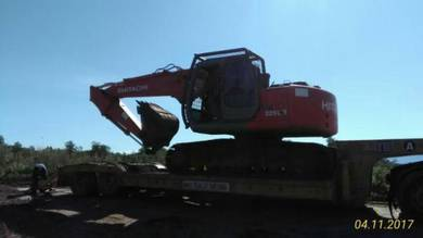 Excavator ZX120/EX225USR