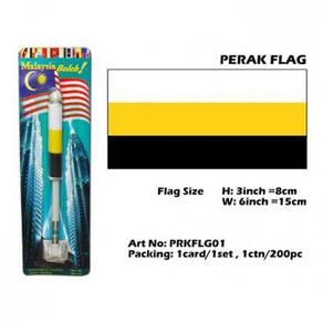 Perak spring table flag