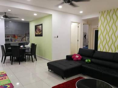 Bukit cheras condominium for sale full loan