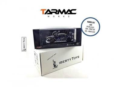 Tarmac Works Nissan GT-R (R35) Nismo GT3 PS4