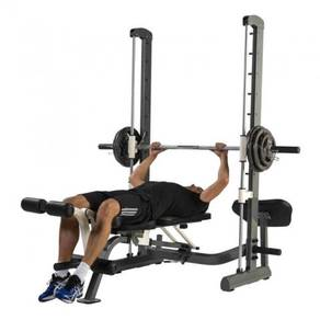 SMITH MACHINE barang berkualiti sekali kerusi gym