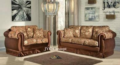 Model Vinto 2+3 Seater Fabric Sofa