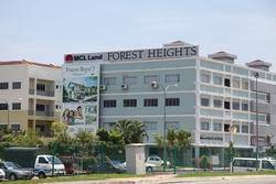 Forest heights seremban office lot