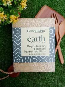 Earth Living - Royal Indian Basmati Parboiled Rice