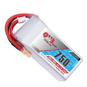 Gaoneng GNB 22.2V 750mAh 80C 6S Lipo Battery