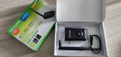 TP-Link TL-WN7200N High Power Wireless USB Adapter
