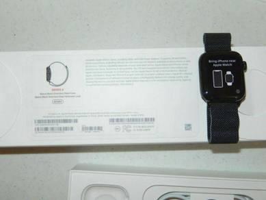 Apple Watch Series 4 40 mm Black Stainless Steel