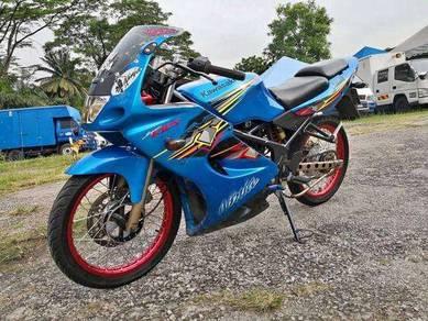 2014 Kawasaki Ninja ZR-RR