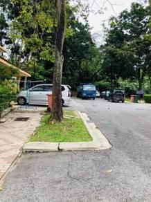 FOR SALE: A Double Storey Terrace at Presint 11, Putrajaya