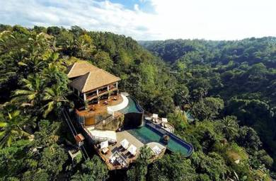 4D3N Hanging Gardens of Bali, Ubud (5* Villa)