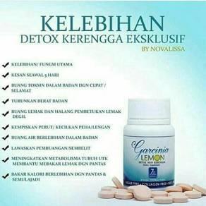 Detox body kerengga