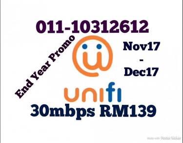 Unifi faster internet
