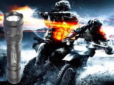 UltraFire 502B U3 Cree XML2 LED Torchlight 501B i9