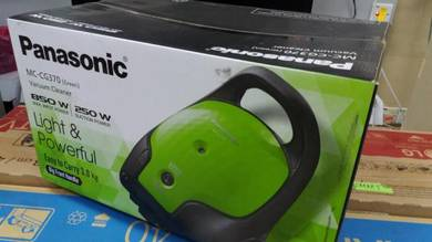 New Panasonic Vacuum Cleaner MC-CG370