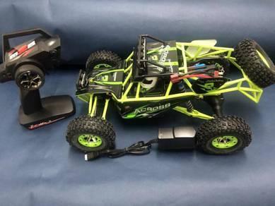Wl toys 12428 1/12 rc remote car truck