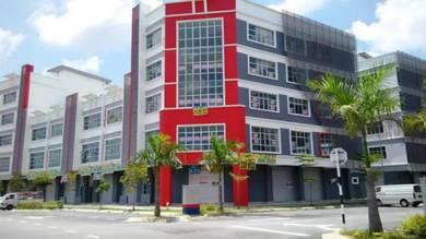 Subang Bestari Seksyen U5 3 Storey Shop Lot Near Kota Damansara