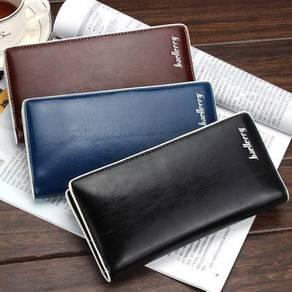 B017 Long Wallet Take Out Identification Card Bag
