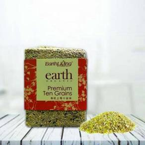 Earth Living Organic Premium Ten Grains