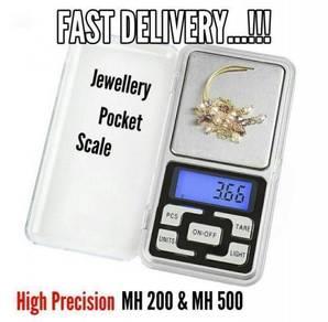 Portable Jewellery Digital Pocket Scale (04)