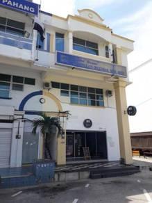 Endlot 3-story Shop Office Jalan Dato Lim Hoe Lek Kuantan
