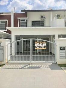 Value Matched~Double Storey (Intermediate) Saujana Tropika S2 Seremban