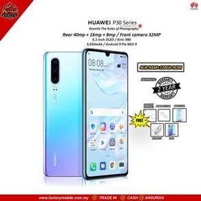 Huawei P30 [ 8+128GB ] Msia set + GIFT rm1000