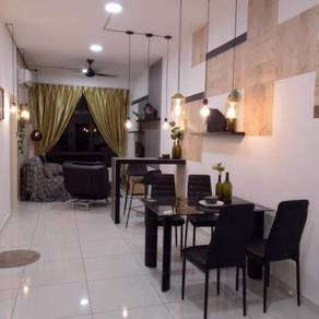 D'Summit, 2Bilik, Condo, LOW DEPOSIT, Fully, Kempas near (D'Secret)