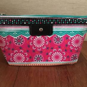 Brand New Batik Print Pouch