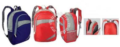 Red Blue Back Pack