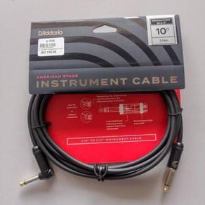 D'Addario PWAMSGRA10, American Stage Inst Cable