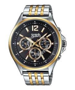 Watch - Casio Date MTPE303SG-1AV - ORIGINAL